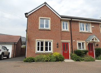 Thumbnail 3 bed mews house for sale in Mill Pond Close, Strines, Stockport