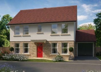 "Thumbnail 4 bedroom link-detached house for sale in ""Thornbury"" at Windsor Avenue, Newton Abbot"