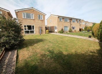 Thumbnail 3 bedroom detached house for sale in Martin Close, Soham