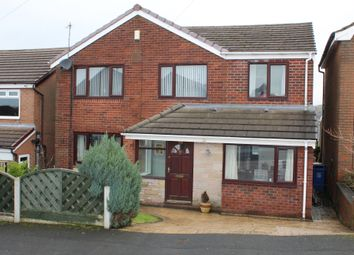 Thumbnail 5 bed detached house for sale in Brown Lodge Drive, Smithybridge, Littleborough