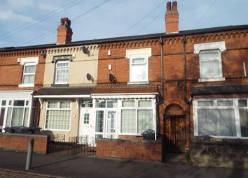Thumbnail 2 bed terraced house for sale in Maidstone Road, Birmingham, West Midlands
