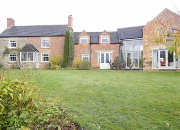 Thumbnail 4 bed detached house to rent in Main Road, Ashbourne, Derbyshire