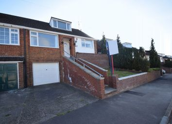 Thumbnail 3 bed semi-detached bungalow for sale in Saywell Road, Luton