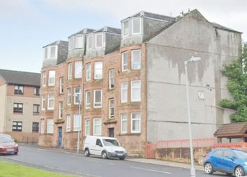 Thumbnail 1 bed flat for sale in 14, Mount Pleasant Street, Flat 2-1, Greenock PA154Dg