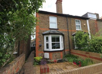 Thumbnail 3 bed semi-detached house for sale in Chandos Road, Staines Upon Thames