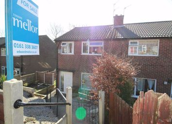 Thumbnail 3 bed end terrace house for sale in Brackenhurst Avenue, Mossley, Ashton-Under-Lyne