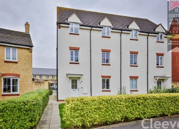 Thumbnail 2 bed semi-detached house for sale in Greenacre Way, Bishops Cleeve, Cheltenham