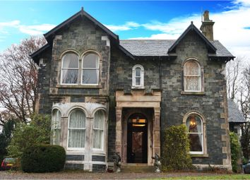 Thumbnail 4 bed detached house for sale in Old Carlisle Road, Moffat