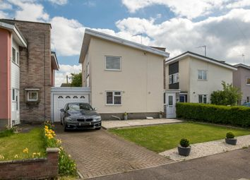 Thumbnail 3 bedroom detached house for sale in Dash End, Kedington, Haverhill
