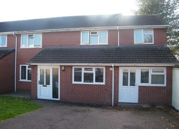 Thumbnail 4 bed property to rent in Quintet Close, Exeter