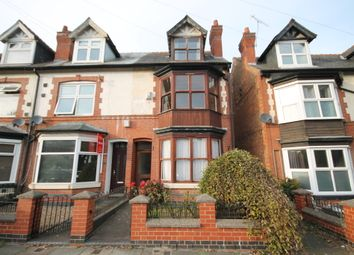 Thumbnail 4 bedroom end terrace house for sale in Kirby Road, West End, Leicester