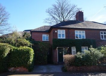 Thumbnail 4 bed semi-detached house to rent in Kingston Road, East Didsbury, Didsbury, Manchester