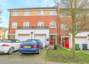 Thumbnail 4 bed town house for sale in Plomer Avenue, Hoddesdon