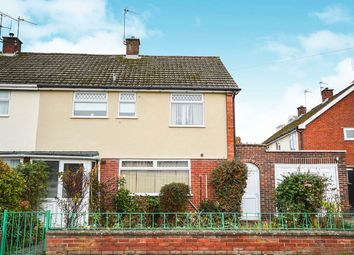 Thumbnail 3 bed semi-detached house for sale in Brookhouse Road, Oswestry