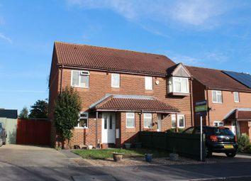 Thumbnail 3 bed semi-detached house for sale in Mallards Road, Bursledon, Southampton