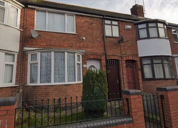 Thumbnail 2 bed terraced house for sale in The Brianway, Humberstone, Leicester
