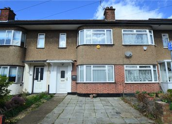 Thumbnail 3 bed terraced house to rent in Sidmouth Drive, Ruislip, Middlesex