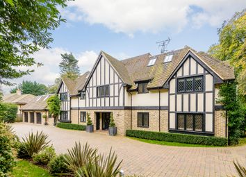 Thumbnail 6 bed detached house for sale in Trout Rise, Loudwater, Rickmansworth, Hertfordshire