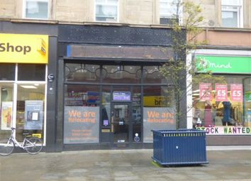 Thumbnail Retail premises to let in John William Street, Huddersfield, Huddersfield