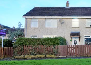 Thumbnail 3 bedroom end terrace house for sale in Renagh Park, Newtownabbey