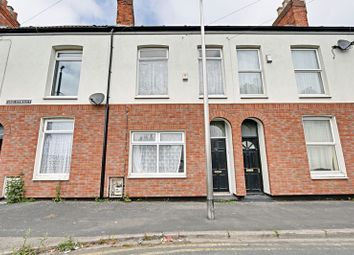 Thumbnail 2 bedroom terraced house for sale in Gee Street, Hull