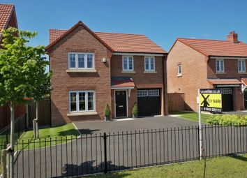 4 bed detached house for sale in Swan Way, Sowerby, Thirsk YO7