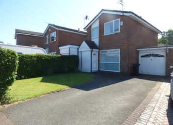 Thumbnail 3 bed detached house for sale in Hampstead Drive, Stockport