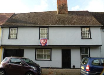 Thumbnail 3 bedroom terraced house to rent in College Street, Bury St. Edmunds