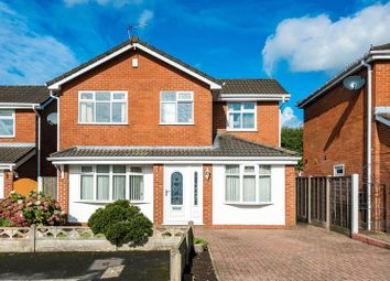 Thumbnail 3 bed detached house for sale in Northcroft, Wigan