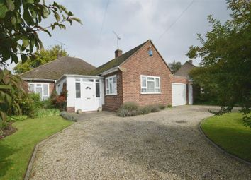 Thumbnail 3 bed detached bungalow to rent in Richmond Road, Caversham, Reading