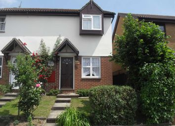 Thumbnail 2 bed semi-detached house to rent in Pebmarsh Drive, Wickford, Essex
