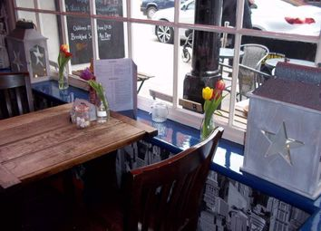 Thumbnail Restaurant/cafe for sale in Bampton Street, Tiverton