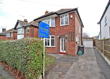 Thumbnail 3 bed detached house to rent in Moore Road, Mapperley, Nottingham