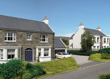 Thumbnail 4 bed detached house for sale in Clypse Cottage, Clypse, Onchan