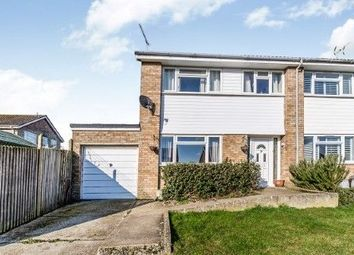 Thumbnail 4 bed semi-detached house for sale in The Brucks, Wateringbury, Maidstone