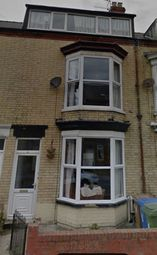 Thumbnail 4 bed terraced house to rent in Blackburn Avenue, Bridlington
