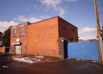 Thumbnail Commercial property for sale in 8, Gladstone Road, Bolton