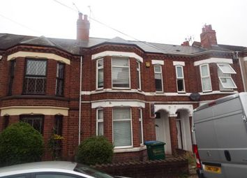 Thumbnail 5 bed terraced house for sale in Northumberland Road, Coventry, West Midlands