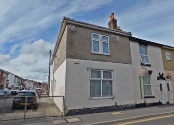 Thumbnail 3 bedroom end terrace house for sale in New Road, Portsmouth