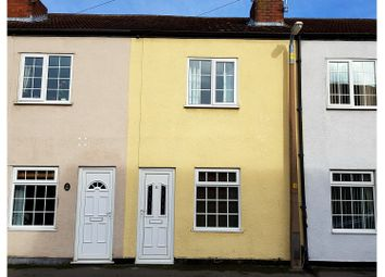 Thumbnail 2 bed terraced house for sale in Knight Terrace, Lincoln