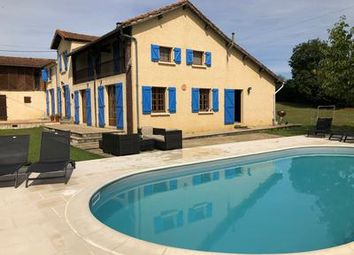 Thumbnail 3 bed property for sale in Troncens, Gers, France