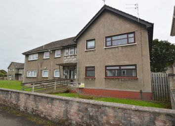 Thumbnail 1 bed flat for sale in Broomlands Place, Irvine, North Ayrshire