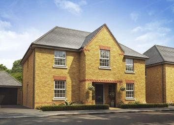 "Thumbnail 4 bed detached house for sale in ""Winstone"" at Harland Way, Cottingham"