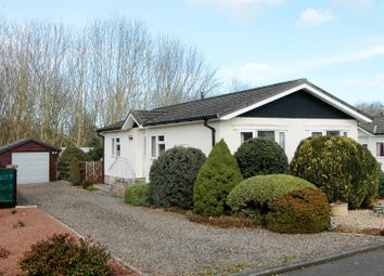 Thumbnail 2 bed bungalow for sale in 14 Birch Avenue, Springwood Village, Kelso