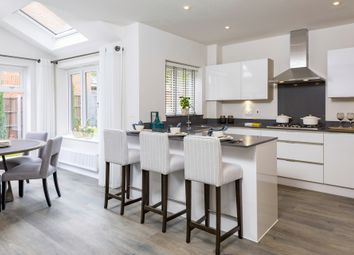 """Thumbnail 5 bedroom detached house for sale in """"Mayfield"""" at Stonehill Road, Ottershaw, Chertsey"""