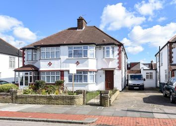 Thumbnail 4 bed semi-detached house for sale in Sandringham Gardens, North Finchley