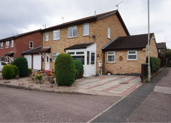 Thumbnail 2 bed semi-detached house for sale in James Street, Stoney Stanton