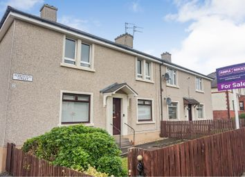 Thumbnail 2 bed flat for sale in Robertson Street, Airdrie