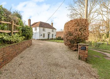 3 bed detached house for sale in West Mare Lane, Pulborough RH20