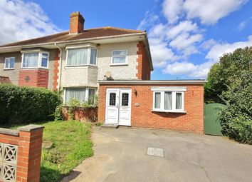 Thumbnail 3 bed semi-detached house for sale in Horsham Avenue, Kinson, Bournemouth
